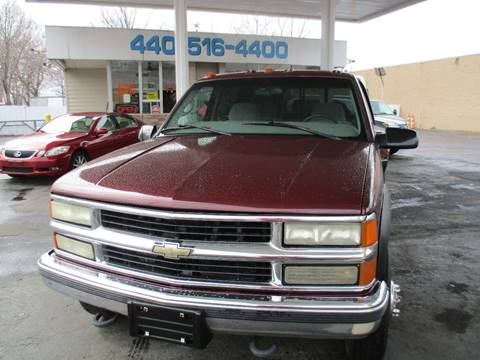1999 Chevrolet C/K 3500 Series for sale in Willowick, OH