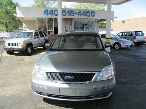 2006 Ford Five Hundred for sale in Willowick, OH