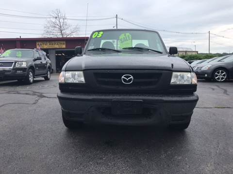 2003 Mazda Truck for sale in Fitchburg, MA