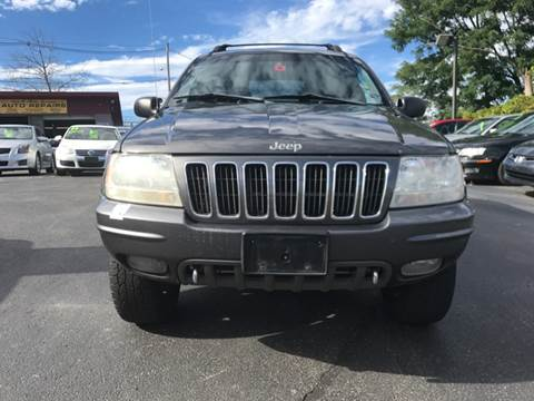 2003 Jeep Grand Cherokee for sale in Fitchburg, MA