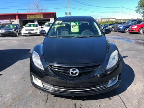 2009 Mazda MAZDA6 for sale in Fitchburg, MA