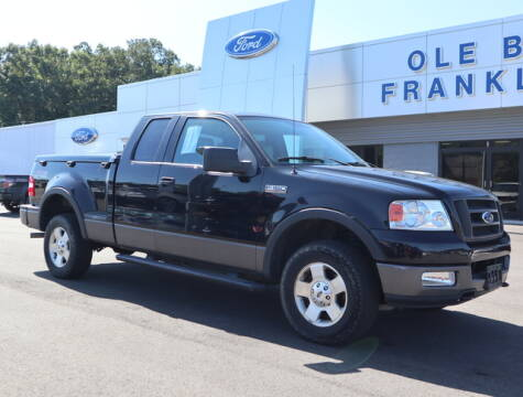 2004 Ford F-150 for sale in Wartburg, TN