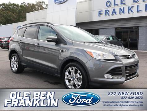 2013 Ford Escape for sale in Wartburg, TN