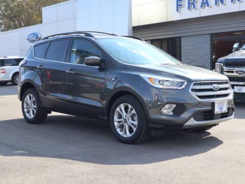 2018 Ford Escape for sale in Wartburg, TN