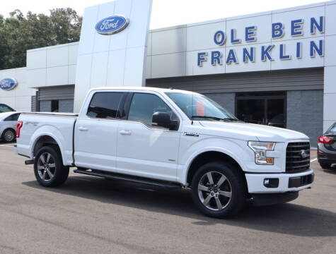 2017 Ford F-150 for sale in Wartburg, TN