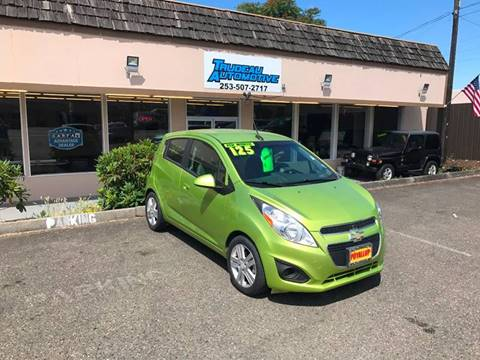 2013 Chevrolet Spark for sale in Lakewood, WA