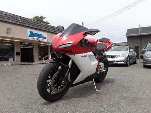 2009 Ducati 848 for sale in Lakewood, WA
