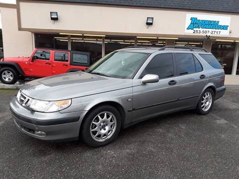 2001 Saab 9-5 for sale in Lakewood, WA