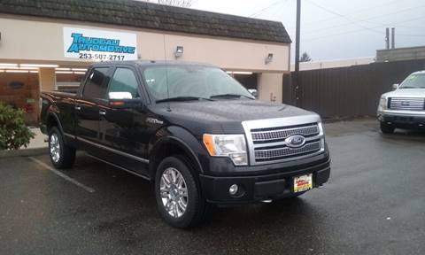 2009 Ford F-150 for sale in Lakewood, WA