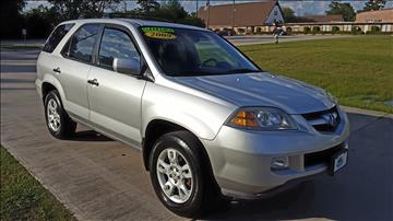 2005 Acura MDX for sale in Spring, TX
