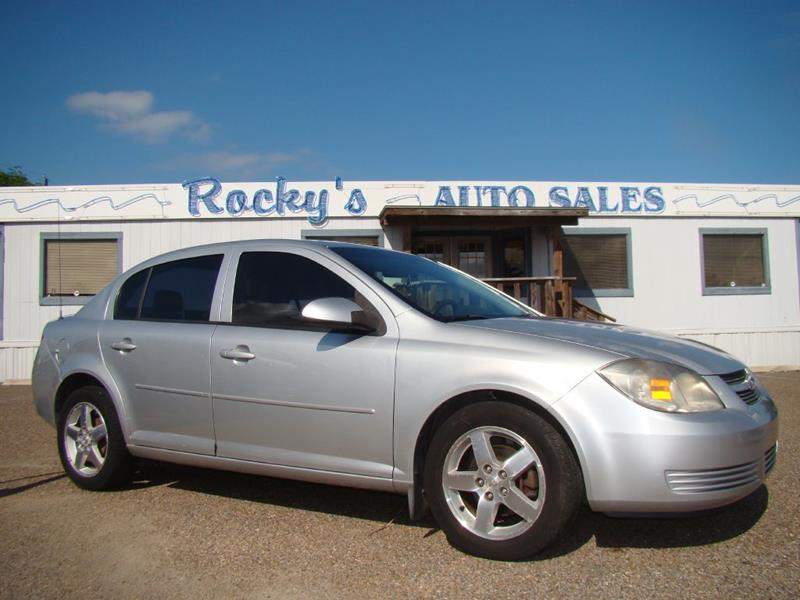 2010 Chevrolet Cobalt For Sale At Rockyu0027s Auto Sales In Corpus Christi TX