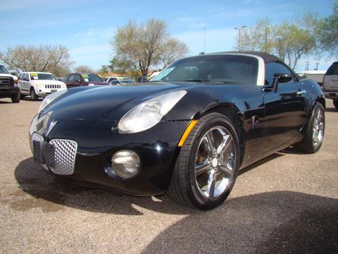 2007 Pontiac Solstice for sale in Corpus Christi, TX