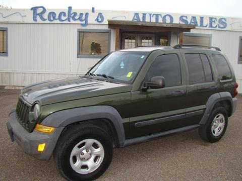 2006 Jeep Liberty for sale in Corpus Christi, TX