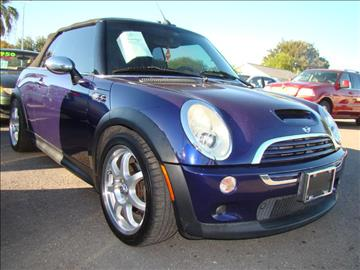 2005 MINI Cooper for sale at Rocky's Auto Sales in Corpus Christi TX