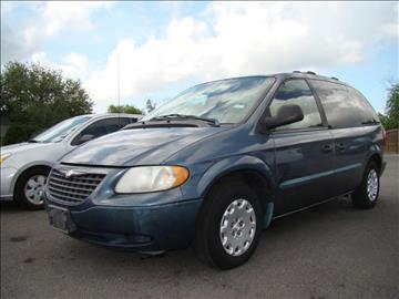 2002 Chrysler Voyager for sale in Corpus Christi, TX