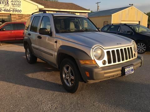 2005 Jeep Liberty for sale in Lincoln, NE