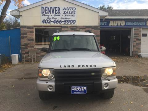2004 Land Rover Discovery for sale in Lincoln, NE