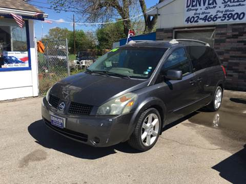 2006 Nissan Quest for sale in Lincoln, NE
