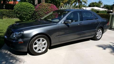 2006 Mercedes-Benz S-Class for sale in West Palm Beach, FL