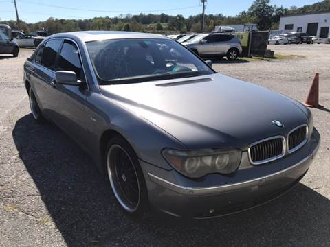 2005 BMW 7 Series for sale in Wantage, NJ