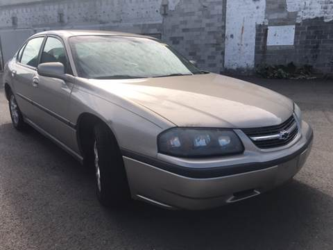 2002 Chevrolet Impala for sale in Wantage, NJ