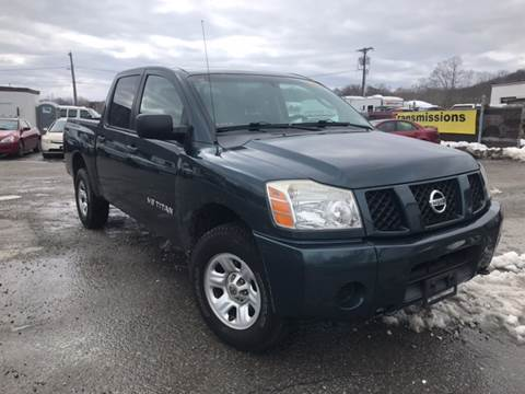 2007 Nissan Titan for sale at Ron Motor Inc. in Wantage NJ