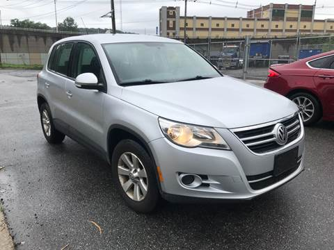 2009 Volkswagen Tiguan for sale at Ron Motor Inc. in Wantage NJ