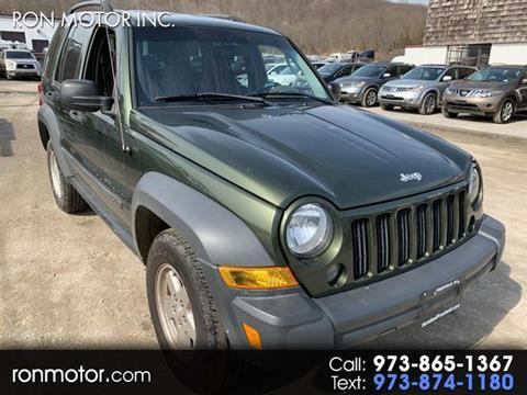 2006 Jeep Liberty for sale in Wantage, NJ