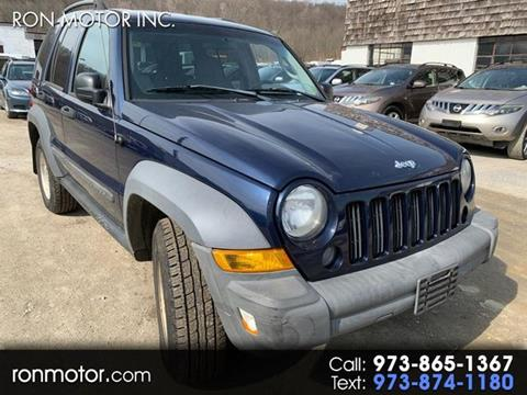 2007 Jeep Liberty for sale in Wantage, NJ