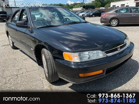 1997 Honda Accord for sale in Wantage, NJ