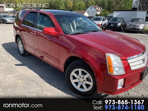 2008 Cadillac SRX for sale in Wantage, NJ