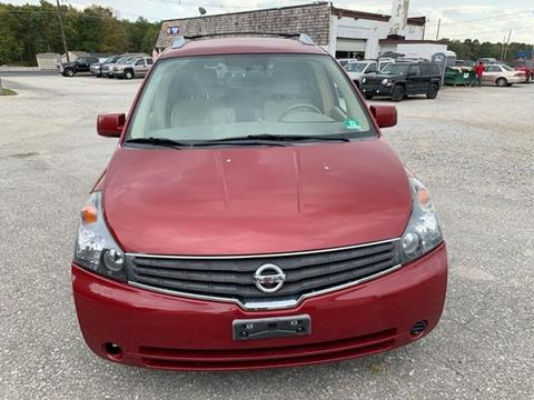 2008 Nissan Quest for sale in Wantage, NJ