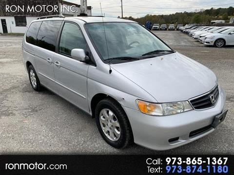 2002 Honda Odyssey for sale in Wantage, NJ