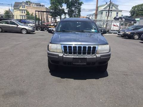 2002 Jeep Grand Cherokee for sale at Ron Motor Inc. in Wantage NJ