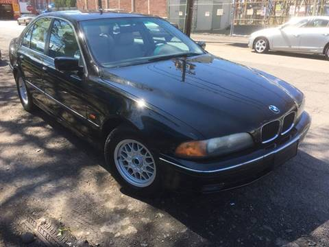 1998 BMW 5 Series for sale at Ron Motor Inc. in Wantage NJ