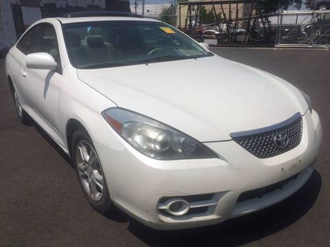 2007 Toyota Camry Solara for sale at Ron Motor Inc. in Wantage NJ