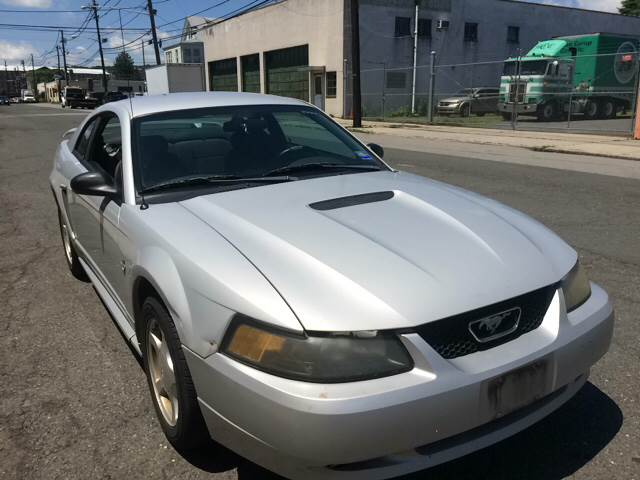 2002 Ford Mustang for sale at Ron Motor Inc. in Wantage NJ