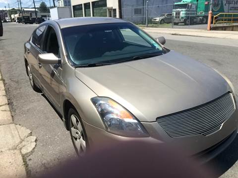 2007 Nissan Altima for sale at Ron Motor Inc. in Wantage NJ