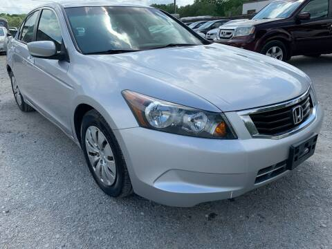 2009 Honda Accord for sale at Ron Motor Inc. in Wantage NJ