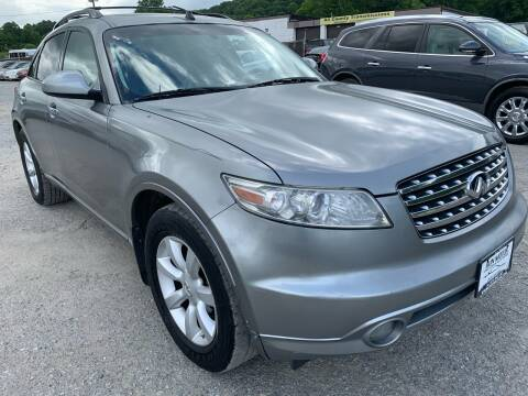 2005 Infiniti FX35 for sale at Ron Motor Inc. in Wantage NJ