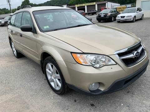 2008 Subaru Outback for sale at Ron Motor Inc. in Wantage NJ