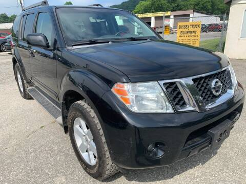 2009 Nissan Pathfinder for sale at Ron Motor Inc. in Wantage NJ