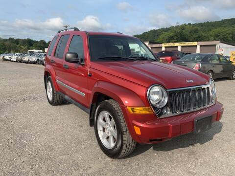 2006 Jeep Liberty for sale at Ron Motor Inc. in Wantage NJ