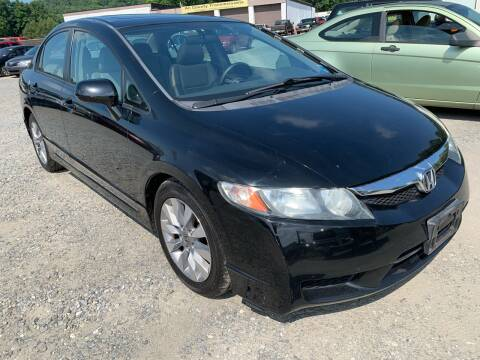 2011 Honda Civic for sale at Ron Motor Inc. in Wantage NJ