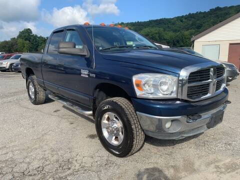 2007 Dodge Ram Pickup 2500 for sale at Ron Motor Inc. in Wantage NJ