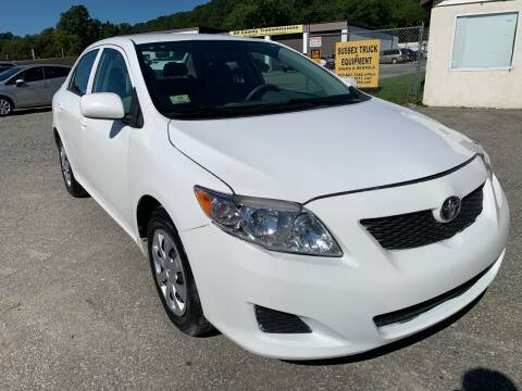 2010 Toyota Corolla for sale at Ron Motor Inc. in Wantage NJ
