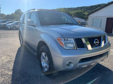 2007 Nissan Pathfinder for sale at Ron Motor Inc. in Wantage NJ