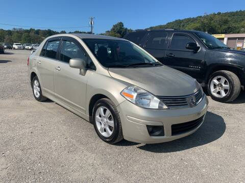 2008 Nissan Versa for sale at Ron Motor Inc. in Wantage NJ