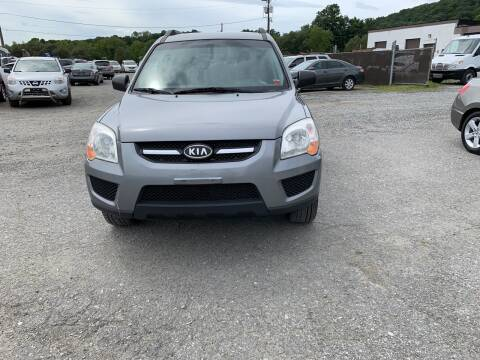 2009 Kia Sportage for sale at Ron Motor Inc. in Wantage NJ