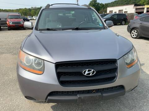 2008 Hyundai Santa Fe for sale at Ron Motor Inc. in Wantage NJ